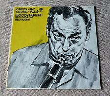 """Woody Herman & His Orchestra / Early Autumn Vol.9 / 1972 Capitol Records 12""""LP"""