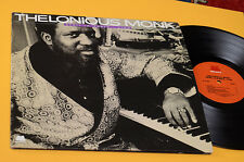THELONIOUS MONK 2LP APRIL IN PARIS LIVE TOP FREE JAZZ EX GATEFOLD COVER
