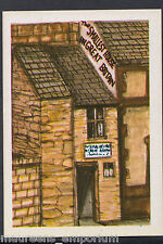 FKS 1978 Sticker - According To Guinness - No 121 - Smallest House - Conway Quay