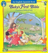 Baby's First Bible: La Primera Biblia del Bebe (First Bible Collection)