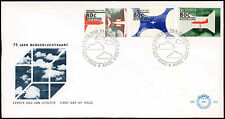 Netherlands 1994 Aircraft Industry FDC First Day Cover #C28054