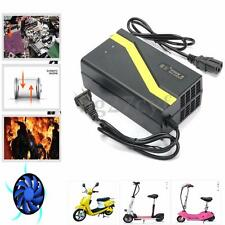 48V 20AH Lead Acid Battery Charger For Electric Bicycle Bike Scooters Portable