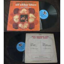 Ravi Shankar and Ali Akbar Khan ‎– Duets Sitar And Sarod LP ORG French Press 65