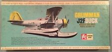 ITC 1:50 Grumman J2F Duck US Navy Sea Rescue Patrol Plane C-3760
