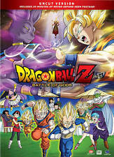 DRAGONBALL Z BATTLE OF THE GODS R1 DVD NEW SEALED UNCUT VERSION