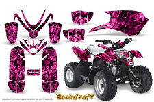 POLARIS OUTLAW 50 PREDATOR 50 2005-2012 GRAPHICS KIT CREATORX BACKDRAFT P
