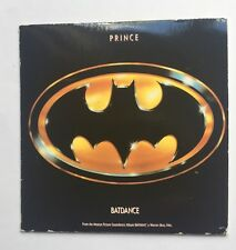 "Prince Batman - Batdance 3"" mini CD single"