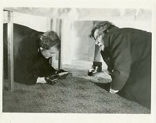 TONY CURTIS ROGER MOORE UNDER TABLE THE PERSUADERS ORIGINAL 1971 ABC TV PHOTO