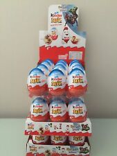 Kinder Joy with Surprise Eggs in  Toy & Chocolate For Boys- 3 x Eggs