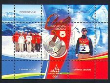 Belarus 2006 Winter Olympic Games/Sports/Skiing/Medals/Mountains 1v m/s (n33386)