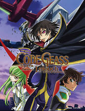 Code Geass: Lelouch of Rebellion Complete Series Session 1 & 2 Blu Ray New