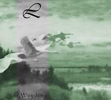 Lustre - Wonder CD 2013 digipack cosmic ambient metal Nordvis Produktion