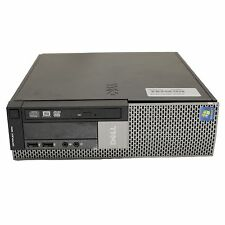 Dell OptiPlex 980 SFF Desktop 1st Gen. i7 2.8GHz 8GB 1 TB HD DVD-RW Win 7 Pro