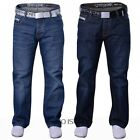 Mens Smith and Jones Bootcut Flared Wide Bottom Hardwearing Fashion Denim Jeans