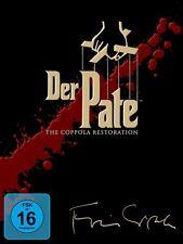 PATE TRILOGIE COPPOLA RESTORATION  5 DVD NEU COPPOLA,FRANCIS FORD