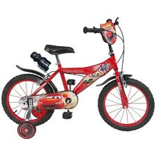 "Bike 16 "" Cars Disney boy kid bicycle 16 inch New"