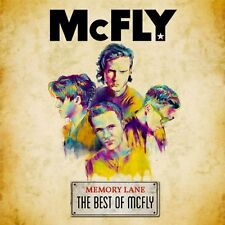 McFLY - MEMORY LANE...THE BEST OF McFLY: CD ALBUM (2012)