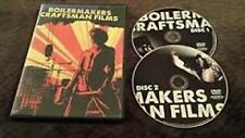 Boilermakers (DVD, 2-Disc Set) Craftsman Films International Brotherhood RARE