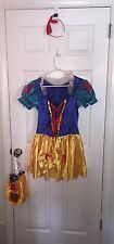 Leg Avenue Fairy Tale Snow White Halloween Costume Party Adult Woman Small
