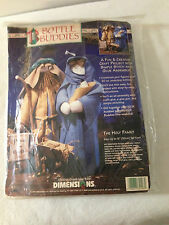 Dimensions Bottle Buddies Holy Family Nativity Kit #62126