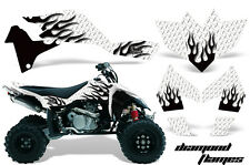 Suzuki LTR450 AMR Racing Graphics Sticker Kits ATV LTR 450 DECALS 06-09 DFLAME W
