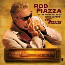Soul Monster by Rod Piazza (CD, Nov-2009, Wienerworld)