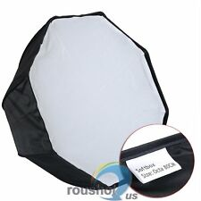 "Godox 80cm/31.5"" Octagon Umbrella Flash Softbox Reflector For Flash Speedlite"