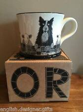 NEW Moorland Pottery Sheepdog Sheep Dog mug - Gift Boxed