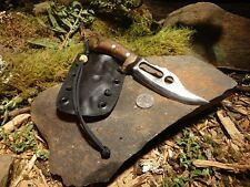 Integrity Implements D2 Macro Drifter handmade one piece survival knife