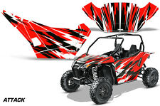 AMR Racing Arctic Cat Wildcat Limited 700 Graphic Kit Decal Sticker Wrap ATTCK R