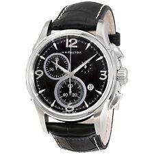 Hamilton Jazzmaster Quartz Chrono Mens Watch H32612735