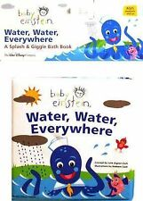Baby Einstein: Water, Water Everywhere, Disney Book Group, New Book