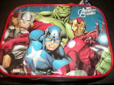 Avengers insulated Thermos lunch box Hulk Thor Captain Iron Man  NWT