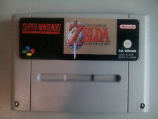 Zelda a Link to the past Castellano super nintendo snes