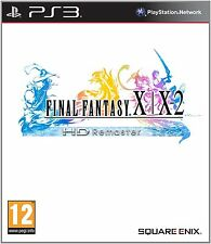 FINAL FANTASY X - X-2 HD REMASTER TEXTOS EN CASTELLANO NUEVO PRECINTADO PS3