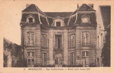 MORTAGNE-SUR-GIRONDE 5 rue sainte-croix hôtel style Louis XIV