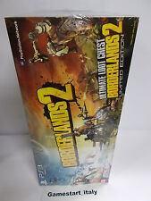 BORDERLANDS 2 ULTIMATE LOOT CHEST LIMITED EDITION - PS3 - NUOVO NEW - RARE