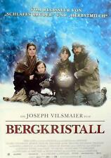 DER BERGKRISTALL FILMPOSTER / POSTER