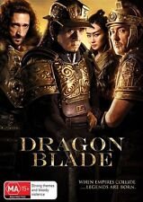 Dragon Blade (DVD, 2016) Jackie Chan Action, Adventure, Drama