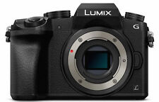 Panasonic DMC-G7 4K Video LUMIX G Compact Camera 7 Languages - Black (Body only)