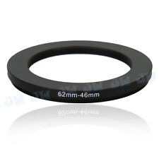 62-46mm Step-Down Metal Adapter Ring/62mm Lens to 46 mm UV CPL Accessory