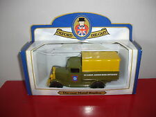 camion truck chevrolet guards armoured division OXFORD die cast scale