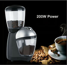 Mitto PM-93 200W Electric Coffee Bean Herbs Spice Nuts Grinder Perfect Blender