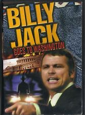 BILLY JACK GOES TO WASHINGTON~1977 VG/C DVD~TOM LAUGHLIN DELORES TAYLOR