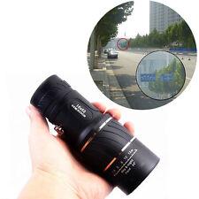 Adjustable Mini Dual Focus Optic Lens Outdoor Travel Monocular Telescope Tourism