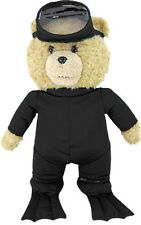 "TED 2 - Ted 24"" Life-Size Plush Scuba Outfit with Sound by Commonwealth #NEW"