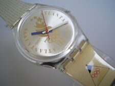 "SWATCH GENT ""OLYMPIC ATHLETES GERMANY"" +NEU+ EXTREM SELTEN!!!"