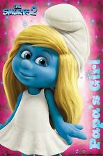 THE SMURFS 2 ~ SMURFETTE PAPA'S GIRL 22x34 MOVIE POSTER Katy Perry NEW/ROLLED!