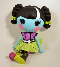 """12"""" Scraps Stitched Sewn Frankenstein Halloween Figure Full Size Doll Lalaloopsy"""