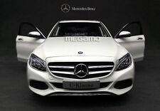 1/18 Norev Mercedes-Benz 2014 All New C-Class W205 White Dealer Version